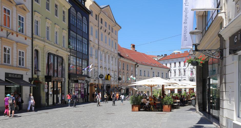 Mestni trg, Ljubljana