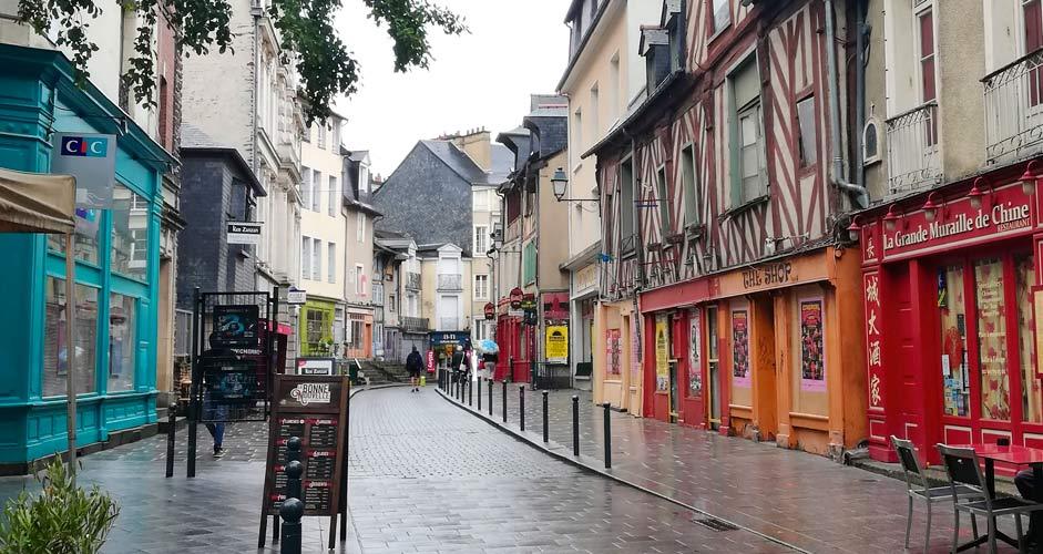 Rue de Penhoët